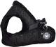 Шлея-жилетка для животных Puppia Gia / PARD-HB1551-BK-L (черный) -