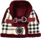 Шлея-жилетка для животных Puppia Dean Harness B / PASD-HB1657-BE-S (бежевый) -