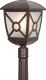 Светильник уличный Elektrostandard Columba F GL 1022F (коричневый) -