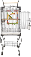 Клетка для птиц Sky Pet Liberta Gama / 7514/SK (черный) -