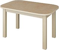 Обеденный стол Senira Р-02.06-02 (аламбра светлая/клен) -