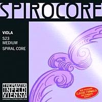 Струны для смычковых Thomastik S23 Spirocore -