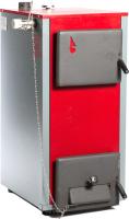 Твердотопливный котел Теплоприбор КС-Т-20-01 (с регулятором тяги) -