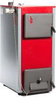 Твердотопливный котел Теплоприбор КС-Т-16 (с регулятором тяги) -