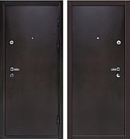 Входная дверь Йошкар Медный антик (96x205, правая) -