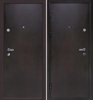 Входная дверь Йошкар Медный антик (96x205, левая) -
