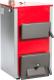 Твердотопливный котел Теплоприбор КС-Т-12.5 (с регулятором тяги) -