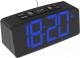 Радиочасы Ritmix RRC-1820 (черный) -