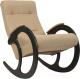 Кресло-качалка Импэкс Комфорт 3 (венге/malta 03 А) -