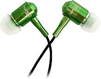 Наушники CBR Human Friends Zipper (зеленый) -