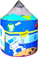 Детская игровая палатка Ching Ching Космический корабль CBH-17 (+ 100 шариков) -