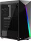 Корпус для компьютера AeroCool Shard A-BK-v1 (черный) -
