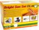 Комплект освещения для террариума Lucky Reptile Джунгли / BSSDL-J35W (белый) -