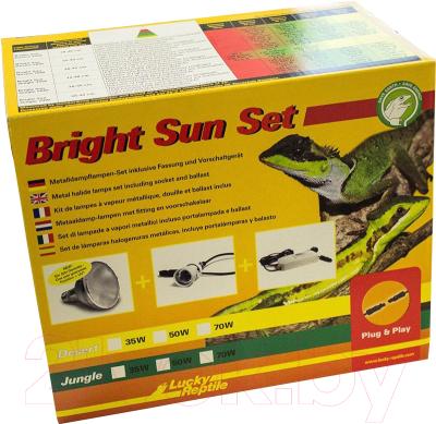 Комплект освещения для террариума Lucky Reptile Пустыня / BSS-D35