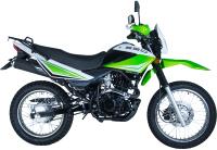 Мотоцикл Racer Panther Lite RC250GY-C2A (зеленый) -