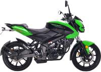 Мотоцикл Racer Flash RC250-GY8X (зеленый) -