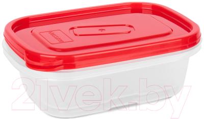 Набор контейнеров Oursson CP1082S/RD