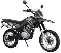 Мотоцикл Lifan LF200GY-3U (черный) -