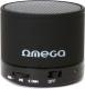 Портативная колонка Omega microSD/FM 3W Bluetooth / OG47B (черный) -