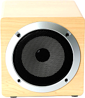 Портативная колонка Omega 5W Bluetooth / OG60W Wooden -