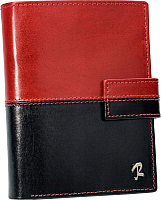 Портмоне Cedar Rovicky N4L-VT2 RFID (черный/красный) -