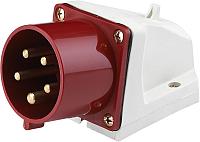 Вилка силовая Schneider Electric DEKraft 26021DEK -