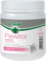 Кормовая добавка для животных Dr Seidel Flawitol для щенков (400г) -