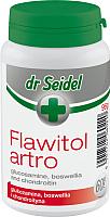 Кормовая добавка для животных Dr Seidel Flawitol Artro с хондроитином, глюкозамином и босвелией (60таб) -