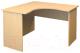 Письменный стол ТерМит Арго А-203.60 левый (бук) -