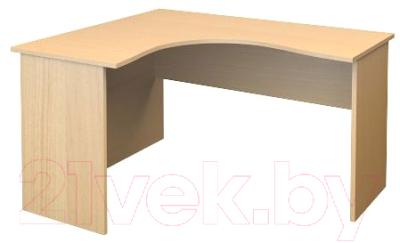 Письменный стол ТерМит Арго А-204.60 левый