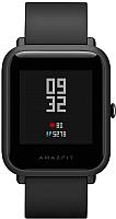 Умные часы Amazfit Bip Lite / A1915 (черный) -