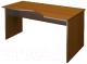 Письменный стол ТерМит Арго А-202 правый (орех) -