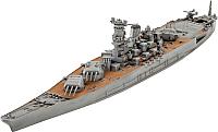 Сборная модель Revell Японский линкор Musashi 1:1200 / 06822 -