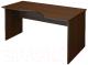 Письменный стол ТерМит Арго А-202 правый (дуб венге) -