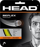 Струна для сквоша Head Reflex Squash 18 / 281256-YW (10м, желтый) -