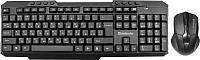 Клавиатура+мышь Defender Jakarta C-805 RU / 45805 (черный) -