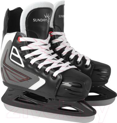 Коньки хоккейные Sundays Titan PW-230L