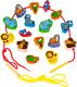 Развивающий игровой набор Анданте Веселый зоопарк / RDI-D001a -