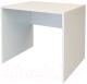 Письменный стол ТерМит Арго А-001 (белый) -