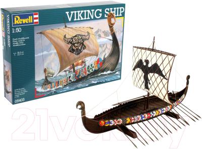 Сборная модель Revell Корабль викингов 1:50 / 05403