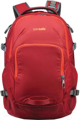 Рюкзак Pacsafe Venturesafe 28L G3 / 60550324 (красный)