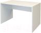 Письменный стол ТерМит Арго А-002.Т (белый) -