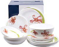 Набор тарелок Luminarc Diwali sweet impression / P7078 -