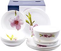Набор тарелок Luminarc Diwali water color / P7080 -