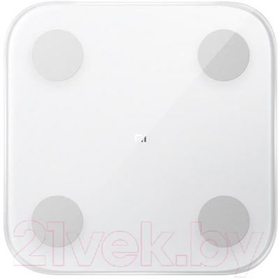 Напольные весы электронные Xiaomi Mi Body Composition Scale 2 / NUN4048GL
