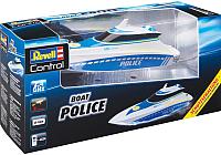 Радиоуправляемая игрушка Revell Лодка водной полиции / 24138 -