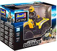 Радиоуправляемая игрушка Revell Квадроцикл Dust Racer / 24641 -