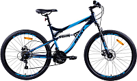 Велосипед AIST Avatar Disc 2019 (синий) -