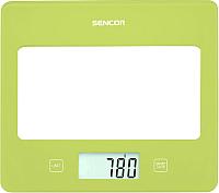 Кухонные весы Sencor SKS 5021GR -