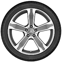 Литой диск Mercedes-Benz A15640103007X44 -